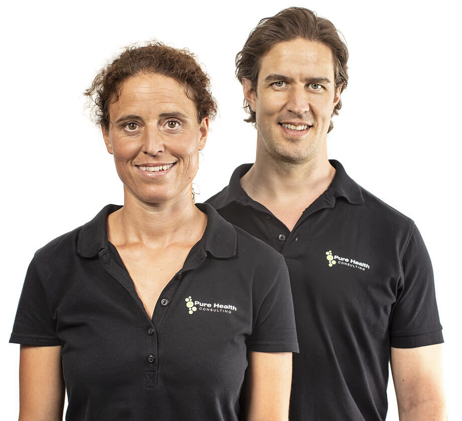 PHC-Team: Angelina Rupp, Christoph Eugster